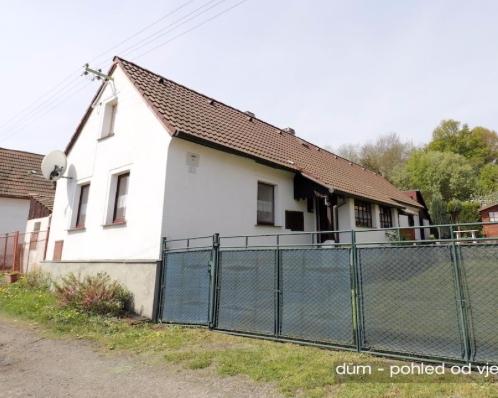 Rodinný dům Zdemyslice - 2.590.000
