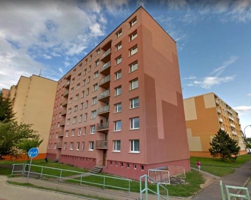 byty v různých lokalitách